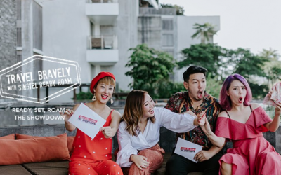 Singtel brings back influencer content marketing series 'Ready Set Roam'