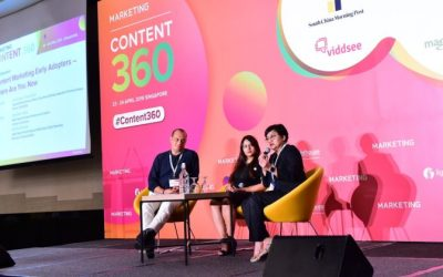 Standard Chartered Bank, P&G and J&J marketers share how your content can stand out
