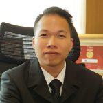AXA Mandiri Insurance-Edwin Sugianto speaking at Digital Marketing Asia 2020