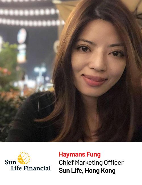 Sun Life_Haymans Fung speaking at Digital Marketing Asia 2020