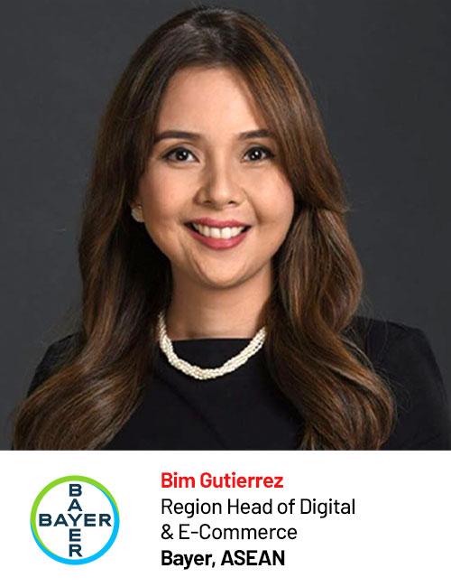 Bayer_Bim Gutierrez speaking at Digital Marketing Asia 2020
