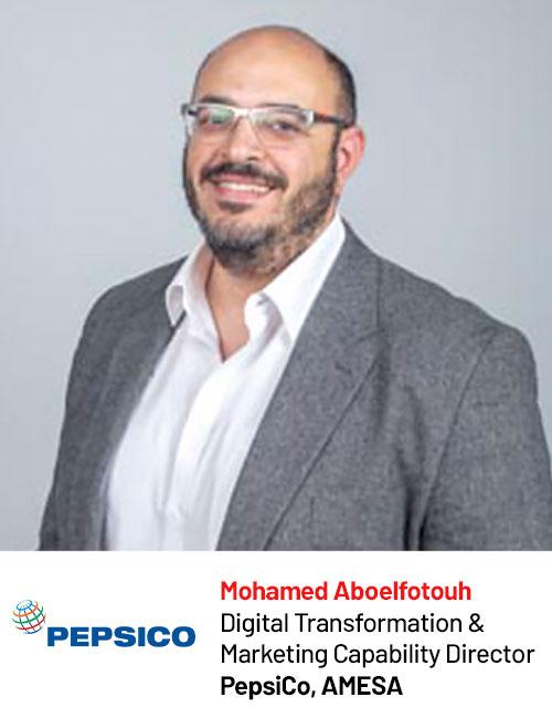 PepsiCo_Mohamed Aboelfotouh-Marriott International_Bart Buiring speaking at Digital Marketing Asia 2020