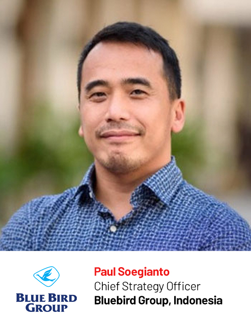 Bluebird Group_Paul Soegianto speaking at Digital Marketing Asia 2020