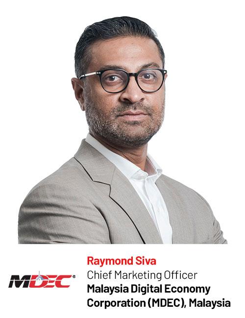 MDEC-Raymond Siva speaking at Digital Marketing Asia 2020