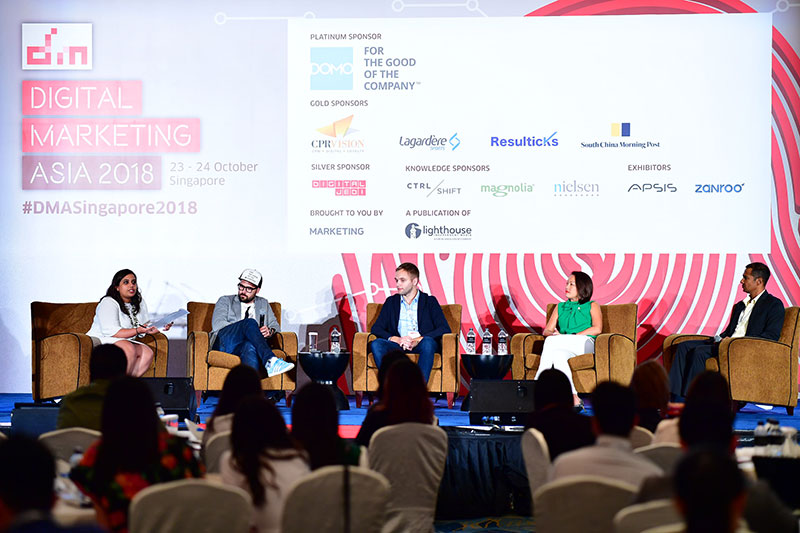 Digital Marketing Asia 2019 Singapore | by MARKETING magazine | DMA