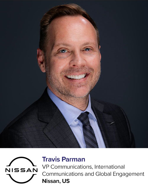 Nissan - Travis Parman speaking at PR Asia 2020