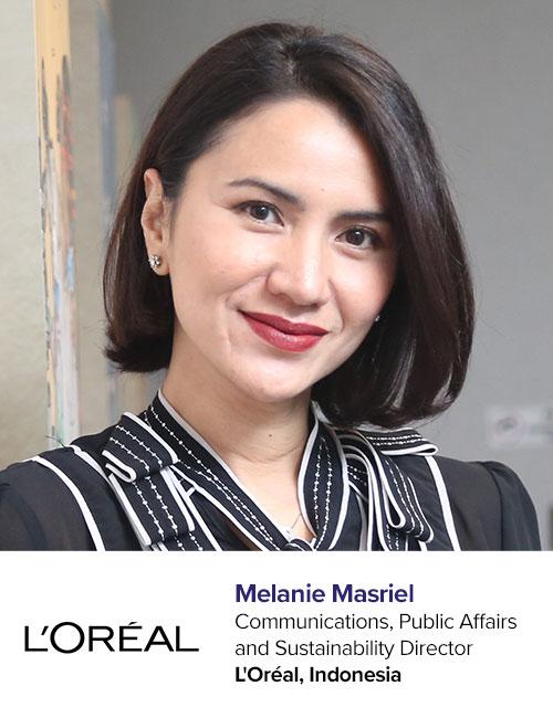 Loreal -Melanie Masriel
