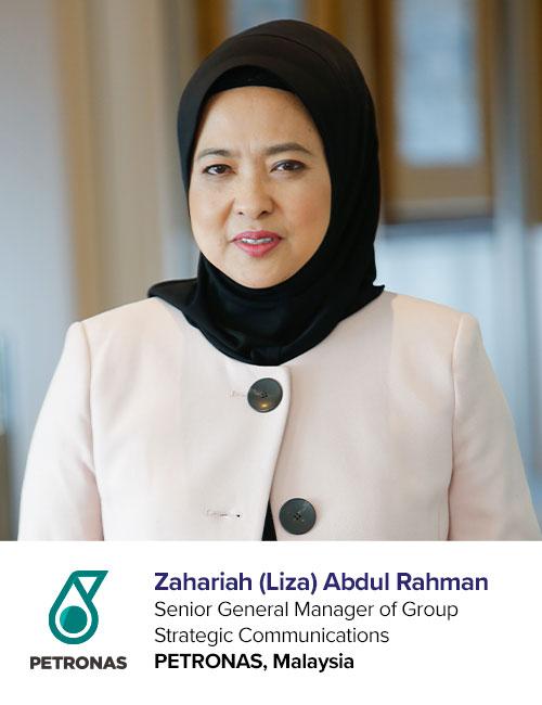 Petronas - Zahariah