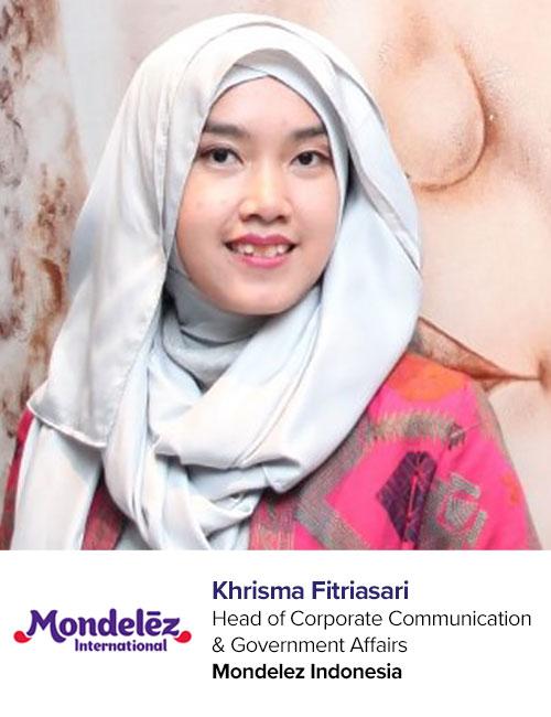 Mondelez - Khrisma Fitriasari