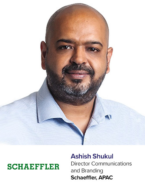 Schaeffler - Ashish Shukul